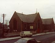 old dublin photos 1983 Old amateur photos of Dublin streets churches, cars, lanes, roads, shops schools, hospitals