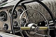 Muntz Steering wheel, Keeneland Concours D'Elegance,Lexington,Ky.