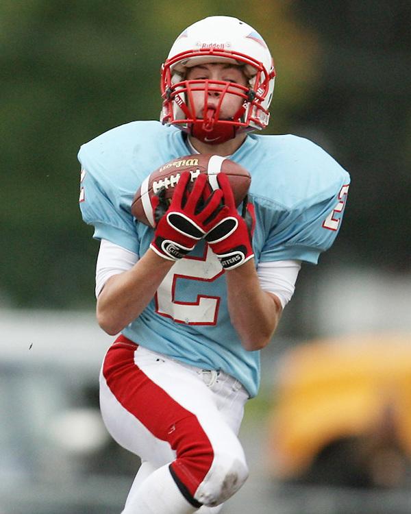 Saint Joseph's High School Junior Varsity Football 2009.St. Joe vs. Lakeland
