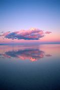 Sunset, Kaneohe Bay, Kaneohe, Oahu, Hawaii, USA<br />