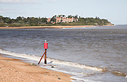 Bawdsey Manor stands at a prominent position at the mouth of the River Deben close to the village of Bawdsey in Suffolk, England. Built in 1886, it was enlarged in 1895 as the principal residence of Sir William Cuthbert Quilter. It was requisitioned by the army during World War I and then  returned to the Quilter before being purchased by the Air Ministry  in 1936 to establish a new research station for the development of radio direction findings. It was here that scientists including Robert Watson-Watt  developed radar for practical military use. Bawdsey was used as an RAF base through the Cold War until the 1990s. The Manor is now used as an international school and for weddings,  courses and conferences.