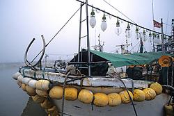 Shrimp Boat At Hamahata