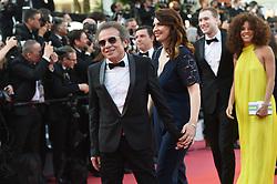 May 15, 2019 - Cannes, France - 72eme Festival International du Film de Cannes. Montee des marches du film ''Les Miserables''. 72th International Cannes Film Festival. Red Carpet for ''les Miserables'' movie.....239209 2019-05-15  Cannes France.. Manoeuvre, Philippe (Credit Image: © L.Urman/Starface via ZUMA Press)