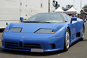 Bugatti front view