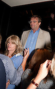 RACHEL JOHNSON; IVO DAWNAY, Book party for Janine di Giovanni's Ghosts by Daylight. Blake's Hotel. South Kensington. London. 12 July 2011. <br /> <br />  , -DO NOT ARCHIVE-© Copyright Photograph by Dafydd Jones. 248 Clapham Rd. London SW9 0PZ. Tel 0207 820 0771. www.dafjones.com.