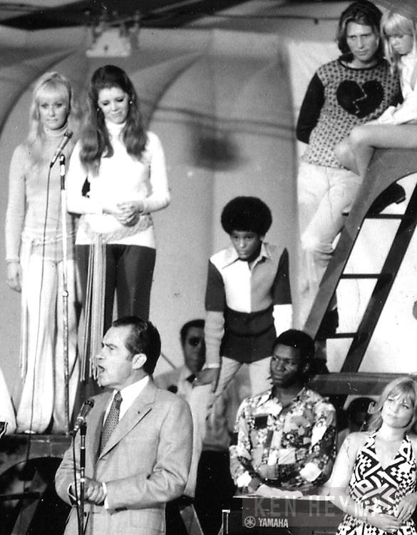 President Richard Nixon, 1972 Republican Convention, Miami
