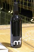 modern bottle m&f marie et francois vdp domaine giraud chateauneuf du pape rhone france