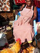 Kenya, Kisumu Kibuye Market 2011