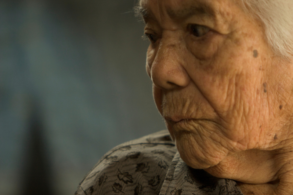 Kamada Nakasato-san, 102, welcomed us into her home where she talked with us about her life and offered advice for aging well.Over 75 years ago, Kamada Nakazato, a then young Okinawan woman, wanted to meet the Crown Prince of Japan. She knew it was against the rules to get close to the Prince, but that didn't stop her. She waltzed past the crowds, pushed through the Prince's body guards, and shook his hand.