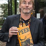 NLD/Hilversum/20181008 - Boekpresentatie autobiografie Peter Koelewijn, Tjerk Lammers