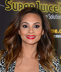 Alesha Dixon attends Super Juice Me! UK film premiere of documentary about author, motivational speaker and lifestyle coach Jason Vale,  at Odeon West End, London, United Kingdom. Saturday, 26th April 2014. Picture by Nils Jorgensen / i-Images