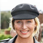 NLD/Amsterdam/20150903 - Talkies Terras Lunch 2015, Do, Dominique van Hulst