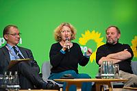 DEU, Deutschland, Germany, Berlin, 24.11.2018: Judith Sargentini, MEP. Council of the European Green Party (EGP council) at Deutsche Telekom Representative Office.