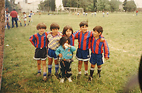 SERGIO AGUERO (R) - INDEPENDIENTE football player - <br /> Here pictures from, when AGUERO was in first years.
