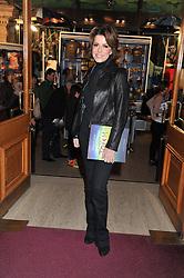 NATASHA KAPLINSKY attends the premier of 2012 Cirque du Soleil's Totem at the Royal Albert Hall, London on 5th January 2012,