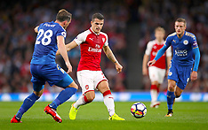 Arsenal v Leicester City - 12 Aug 2017