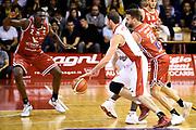 Markoishvili Manuchar<br /> Grissin Bon Pallacanestro Reggio Emilia - VL Pesaro<br /> Lega Basket Serie A 2017/2018<br /> Reggio Emilia, 08/10/2017<br /> Foto A.Giberti / Ciamillo - Castoria