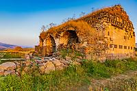ancien tradiotional house of Lori Berd Stepanavan landmark of Lorri Armenia eastern Europe