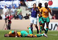 Fotball<br /> 04.06.2010<br /> Elfenbenskysten v Japan<br /> Foto: EQ Images/Digitalsport<br /> NORWAY ONLY<br /> <br /> Didier Drogba (CIV)