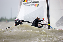 08_004131 © Sander van der Borch. Medemblik - The Netherlands,  May 25th 2008 . Final day of the Delta Lloyd Regatta 2008.