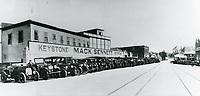 1924 Mack Sennett Keystone Studios in Edendale, CA