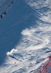 23.10.2011, Rettenbachferner, Soelden, AUT, FIS World Cup Ski Alpin, Herren, Riesenslalom, im Bild Benjamin Raich (AUT) im Steilhang // during Mens ginat Slalom at FIS Worldcup Ski Alpin at the Rettenbachferner in Solden on 23/10/2011. EXPA Pictures © 2011, PhotoCredit: EXPA/ Johann Groder