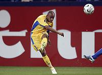 Fotball<br /> Foto: imago/Digitalsport<br /> NORWAY ONLY<br /> <br /> 06.04.2006  <br /> <br /> Lusio Vagner (Levski Sofia)<br /> <br /> FC Schalke 04 - PFK Levski Sofia 1:1<br /> UEFA Cup 2005/2006