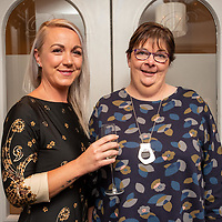 REPRO FREE<br /> Pictured at the opening of the 43rd Kinsale Gourmet Festival at the Blue Haven were Paula Jennings and Josie Keohane, Rosscarbery.<br /> Picture. John Allen