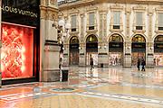 Milan, Galleria Vittorio Emanuele