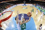 DESCRIZIONE : Kaunas Lithuania Lituania Eurobasket Men 2011 Quarter Final Round Spagna Slovenia Spain Slovenia<br /> GIOCATORE : Mirza Begic<br /> CATEGORIA : tiro special<br /> SQUADRA : Slovenia<br /> EVENTO : Eurobasket Men 2011<br /> GARA : Spagna Slovenia Spain Slovenia<br /> DATA : 14/09/2011<br /> SPORT : Pallacanestro <br /> AUTORE : Agenzia Ciamillo-Castoria/M.Metlas<br /> Galleria : Eurobasket Men 2011<br /> Fotonotizia : Kaunas Lithuania Lituania Eurobasket Men 2011 Quarter Final Round Spagna Slovenia Spain Slovenia<br /> Predefinita :