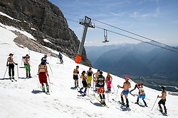 Snow Recruiter Summer Fest 2019, on June 09, 2019, in Kanin - Sella Nevea, Bovec, Slovenia. Photo by Matic Klansek Velej / Sportida