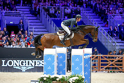 Clemens Pieter, BEL, Quintini<br /> LONGINES FEI Jumping World Cup™ - Lyon 2019<br /> © Hippo Foto - Julien Counet<br /> 03/11/2019