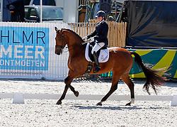 Voets Sanne (NED) - Vedet Pb<br /> Nederlands Kampioenschap Dressuur - Hoofddorp 2013<br /> © Dirk Caremans