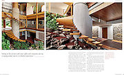 commercial editorial for Montreal Home Magazine, Autumn Issue 2011 | design - architecture - landscape