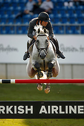 Alvarez Moya Sergio, (ESP), Carlo 273<br /> Team and 1th individual qualifier <br /> FEI European Championships - Aachen 2015<br /> © Hippo Foto - Dirk Caremans<br /> 19/08/15
