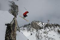 Daniel Tisi at Jackson Hole Mountain Resort