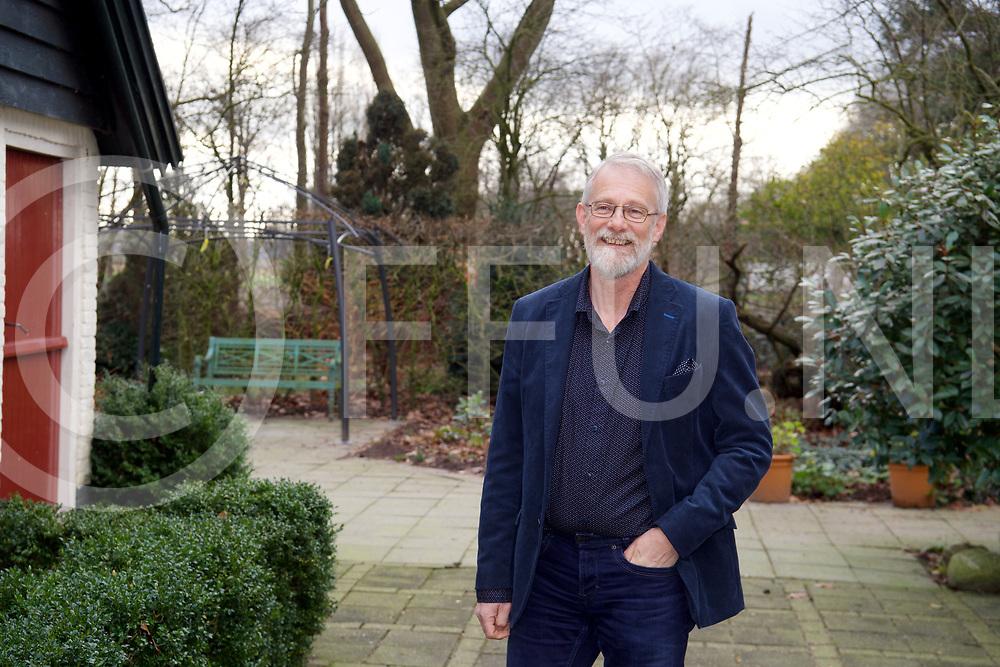 DE KRIM - Lijst trekker SGP.<br /> Foto: Bert Hutten, lijstrekker SGP voor de Gemeenteraad verkiezingen in Hardenberg 2018<br /> FFU PRESS AGENCY COPYRIGHT FRANK UIJLENBROEK