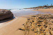 Tide Pools and the Beach at Crystal Cove Historic District