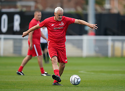 Head for Change's Mark Tinkler during the Head for Change and the Solan Connor Fawcett Trust charity match at Spennymoor Town FC, County Durham. Picture date: Sunday September 26, 2021.