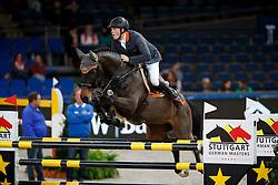Wernke, Jan (GER) Nashville HR<br /> Stuttgart - German Masters 2016<br /> © www.sportfotos-lafrentz.de