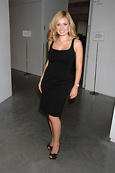 Singer KATHERINE JENKINS at the Montblanc de la Culture Arts Patronage Award 2008 presented to Louise Blouin MacBain at the Louise Blouin MacBain Institute, 3 Olaf Street, London W11 on 16th April 2008.<br /><br />NON EXCLUSIVE - WORLD RIGHTS