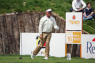 Darren Clarke throws his clubs to the ground after pushing his tee shot on the 16th hole in the Open de Espana..Photo NEWSFILE/Manus O'Reilly.(Photo credit should read Manus O'Reilly/NEWSFILE)....This Picture has been sent you under the condtions enclosed by:.Newsfile Ltd..The Studio,.Millmount Abbey,.Drogheda,.Co Meath..Ireland..Tel: +353(0)41-9871240.Fax: +353(0)41-9871260.GSM: +353(0)86-2500958.email: pictures@newsfile.ie.www.newsfile.ie.FTP: 193.120.102.198..