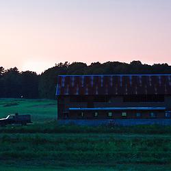 Crimson and Clover Farm, Northampton, Massachusetts.
