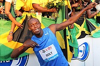 Usain Bolt (JAM)  © Claude Diderich/EQ Images