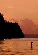 Sawai fisherman.