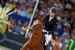 Smolders Harrie, NED, Hos d O<br /> Rolex Grand Prix CSI 5* - Knokke 2017<br /> © Hippo Foto - Dirk Caremans<br /> 09/07/17