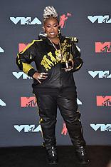 MTV VMA's Press Room - 26 Aug 2019