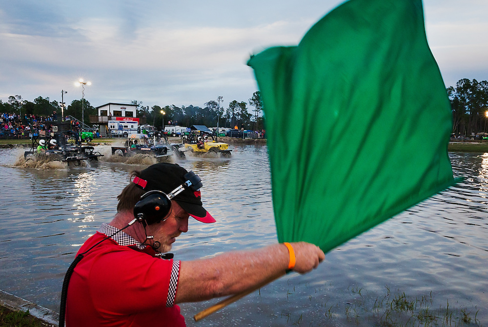 The Budweiser Spring Classic swamp buggy races on Saturday, March 28, 2015, at Florida Sports Park in East Naples.