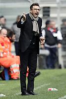 Eusebio Di Francesco Sassuolo<br /> Reggio Emilia 19-04-2015 Mapei Stadium, Football /Campionato di calcio serie A / Sassuolo-Torino / Foto Image Sport / Insidefoto