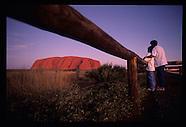 Uluru and The Olgas, Australia